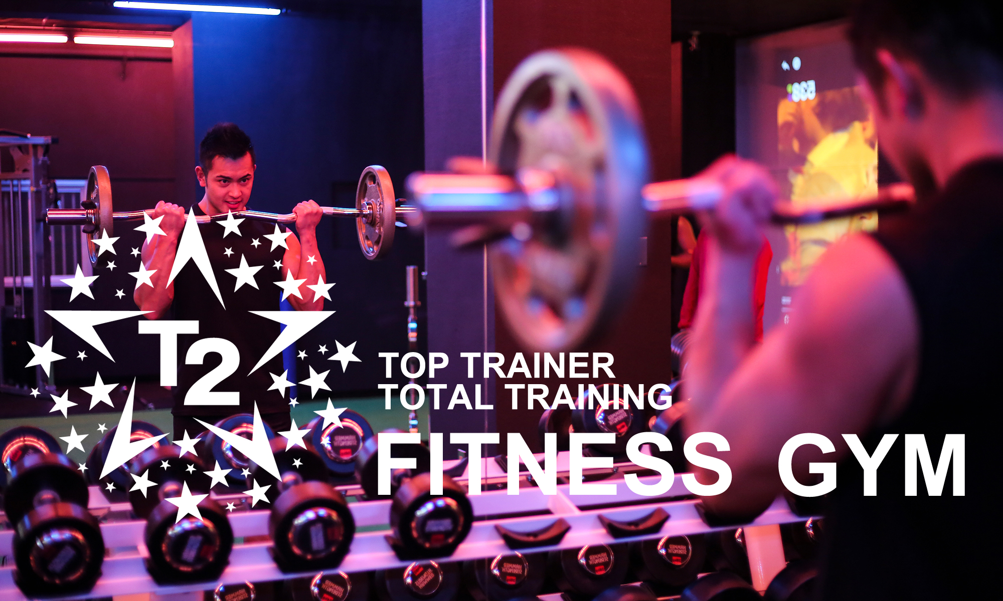 T2 FITNESS GYM
